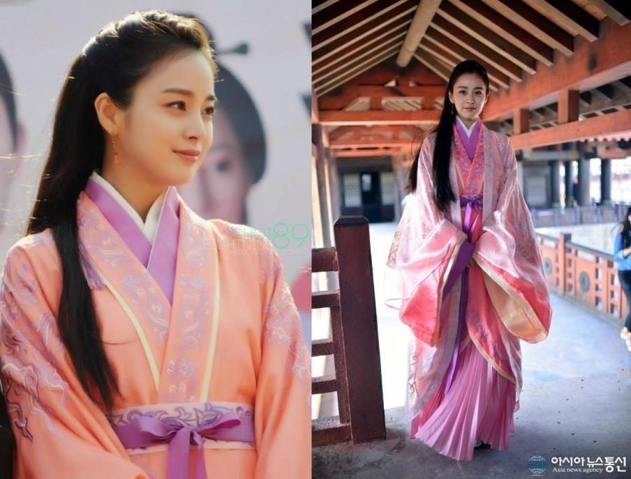 kim tae hee chinese drama