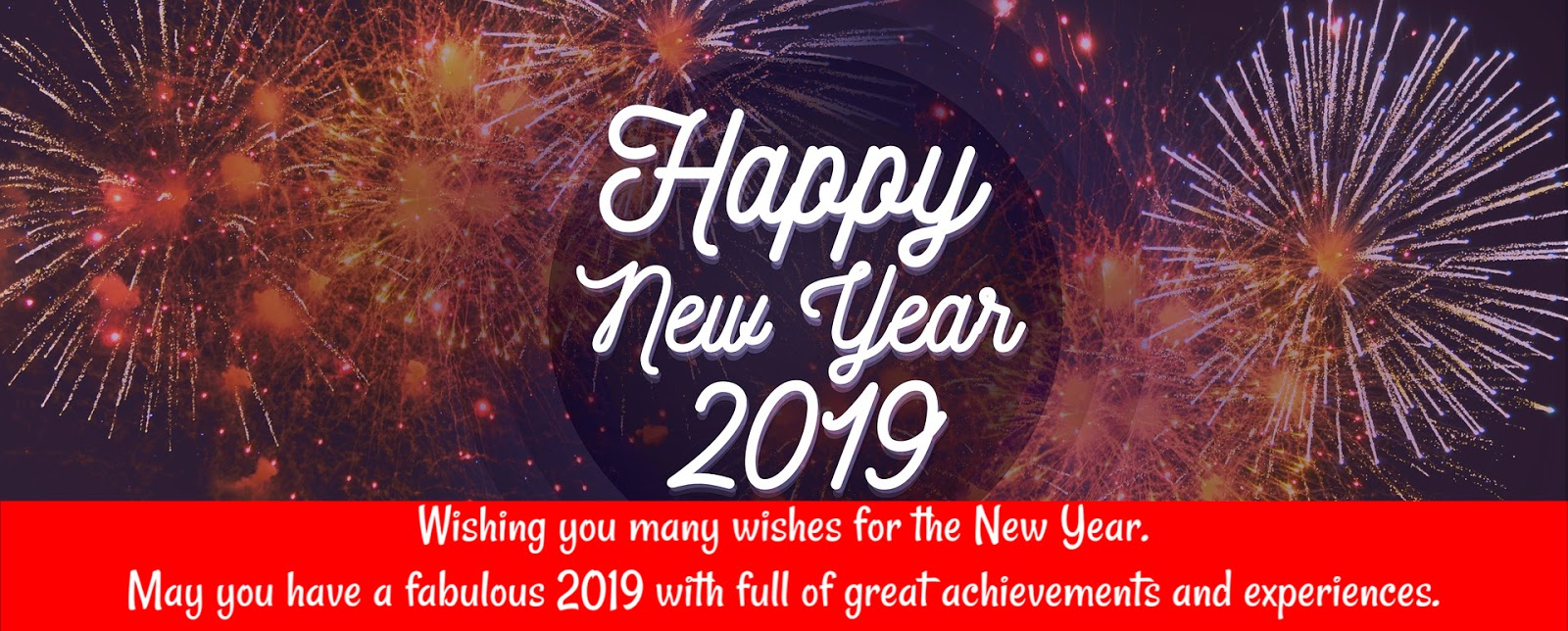 happy new year 2019 cover images for social networking sites