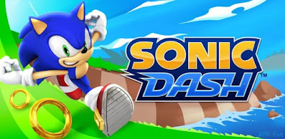 Sonic Dash Apk + Mod (Unlimited Money) Free Download