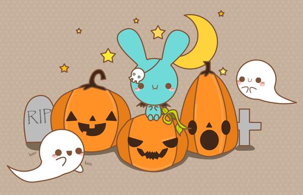 Halloween Wallpapers - Free Halloween Wallpapers: Cute ...