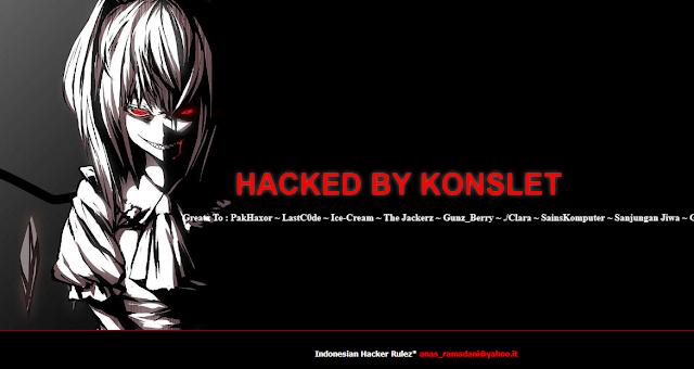 Hacker KONSLET Sisipkan Gambar Wanita Jahat di Website Metro Tv dan Mata Najwa