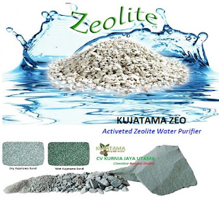 Zeolite Water Filtration Media
