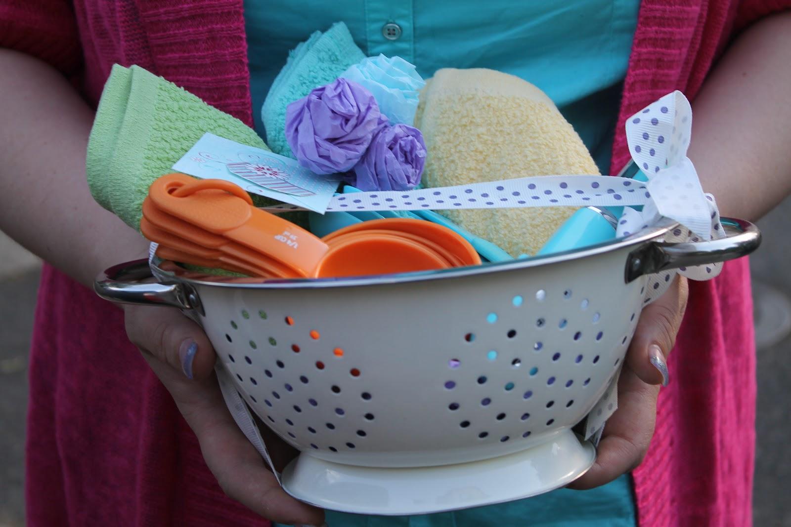 Seeking Eco-Chic: Easy Bridal Shower Gift