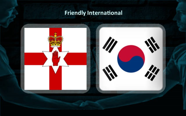 Northern Ireland vs South Korea Full Match And Highlights