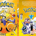 Capa Divulgada do Mangá de Pokémon Saga Yellow!
