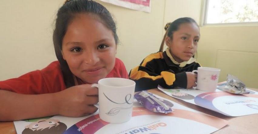 QALI WARMA: Programa social brinda servicio alimentario en instituciones educativas que recuperan clases en Lima Provincias - www.qaliwarma.gob.pe