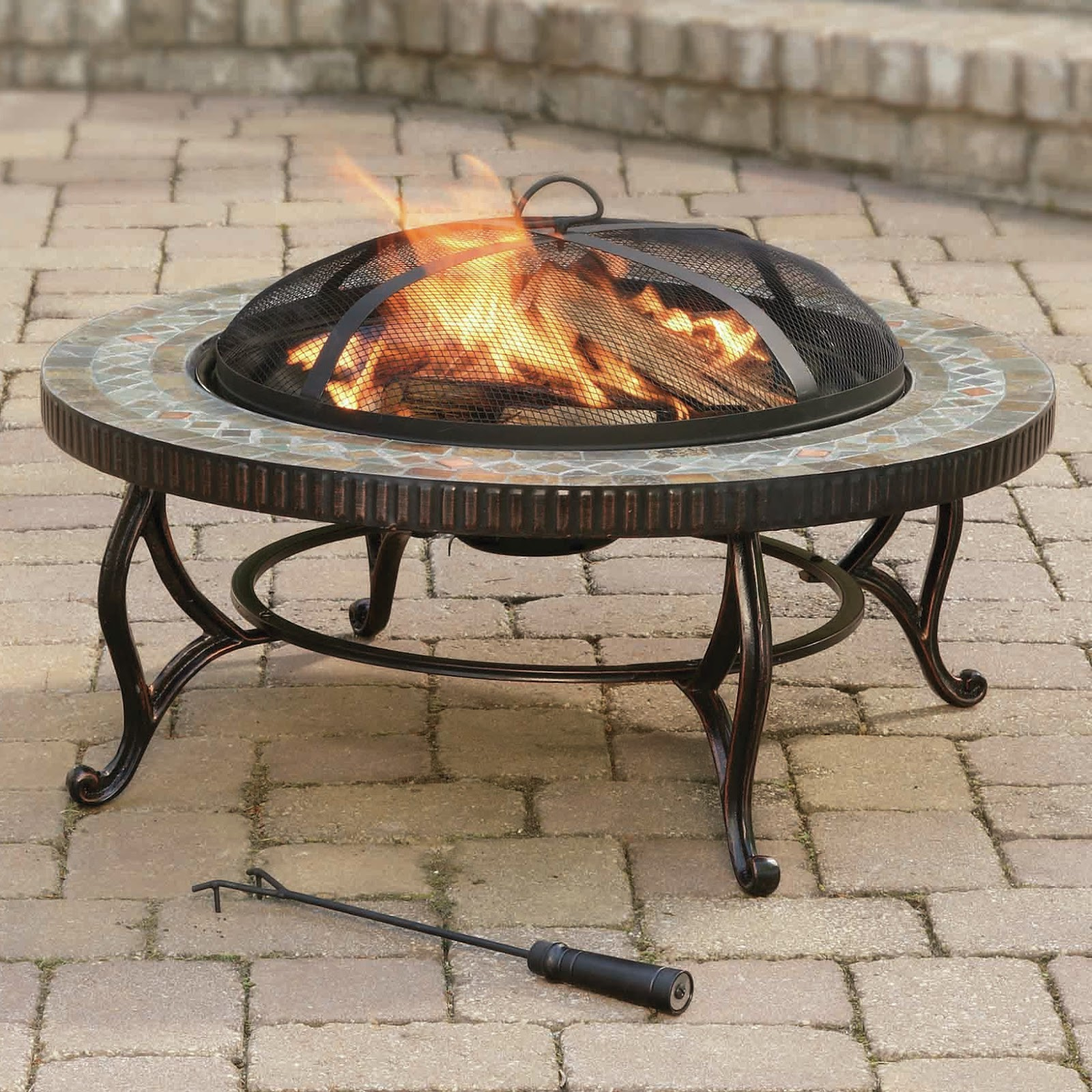 Backyard Fire Pit Laws : Georges County FireEMS Department Updated Law Concerning Fire Pits