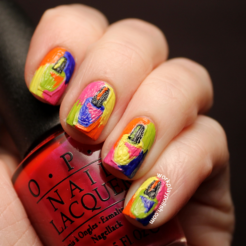 OPI Pop Art (work / play / polish)