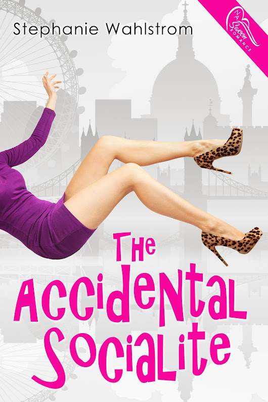 The Accidental Socialite - Cover Reveal