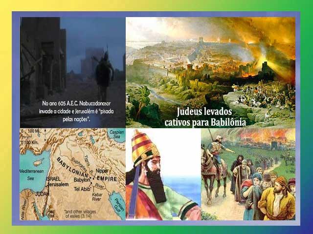 invasão de jerusalem por nabucodonosor