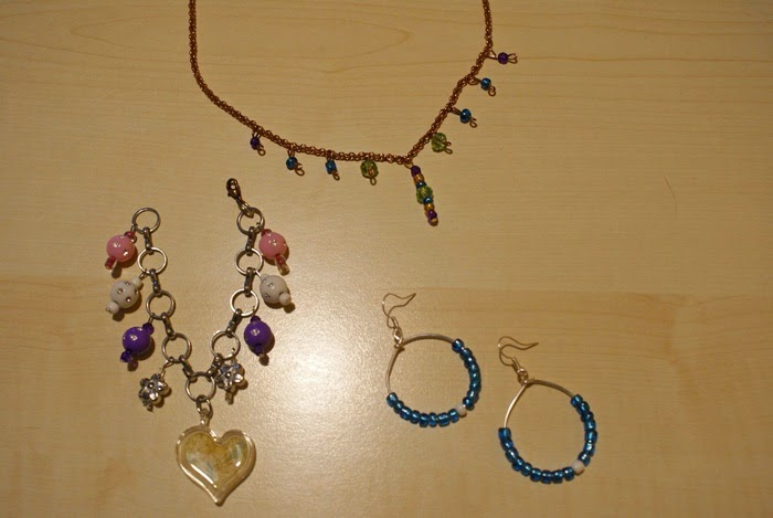 handmade jewelry diy workshop