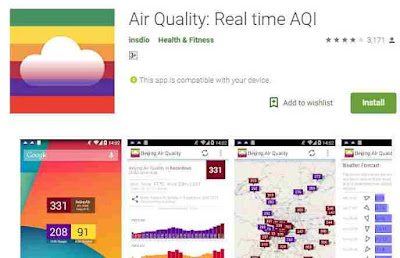 Top 5 Pollution Checker Apps