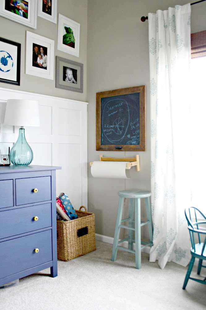 art and craft room