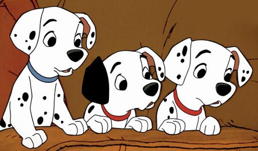 [Phim] 101 Chú Chó Đốm   101 Dalmatians  1961
