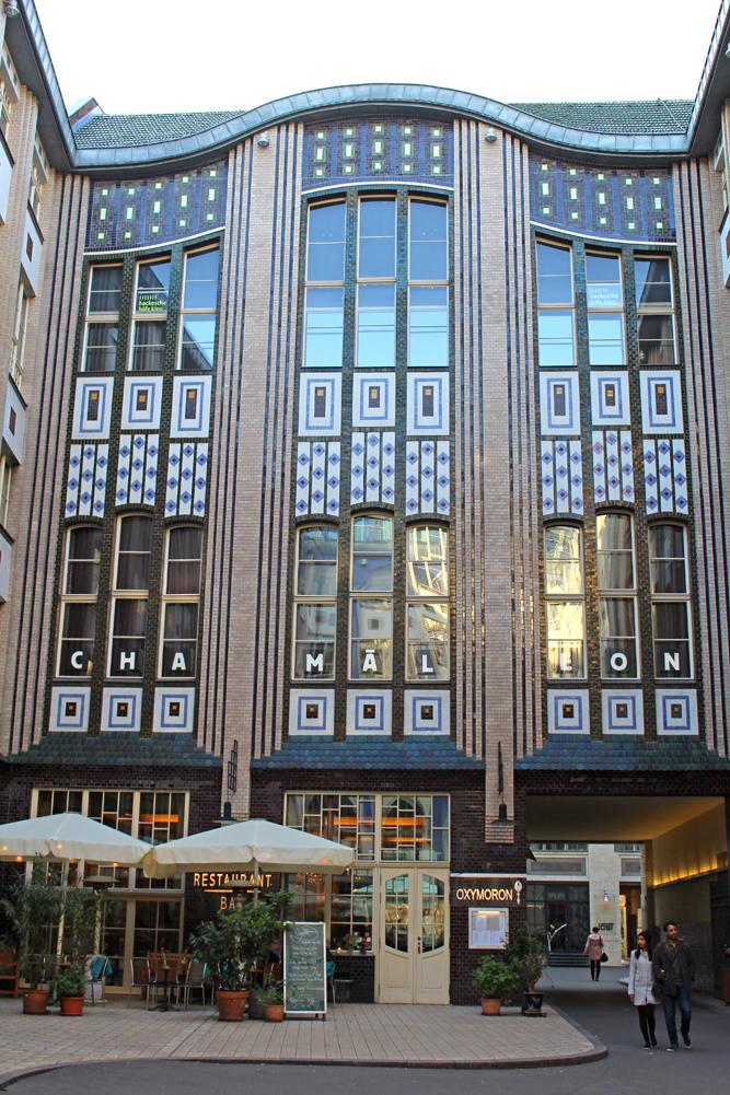 The Chameleon Theater, Berlin - travel & lifestyle blog