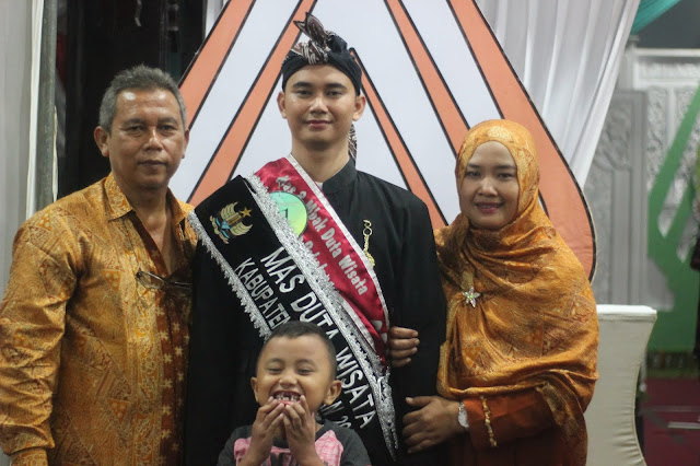 Pendaftaran Mas dan Mbak Duta Wisata Kabupaten Pekalongan Tahun 2018