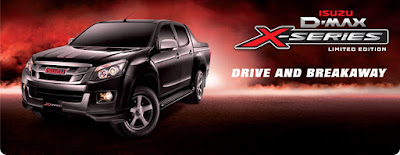 Isuzu D-Max X-Series Black Hd wallpaper