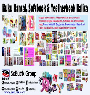Distributor_Agen_Reseller_Buku_Bantal_Softbook_Teether_Bayi_SeButik.com
