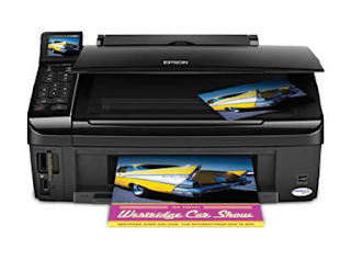 Download Epson Stylus NX510 drivers