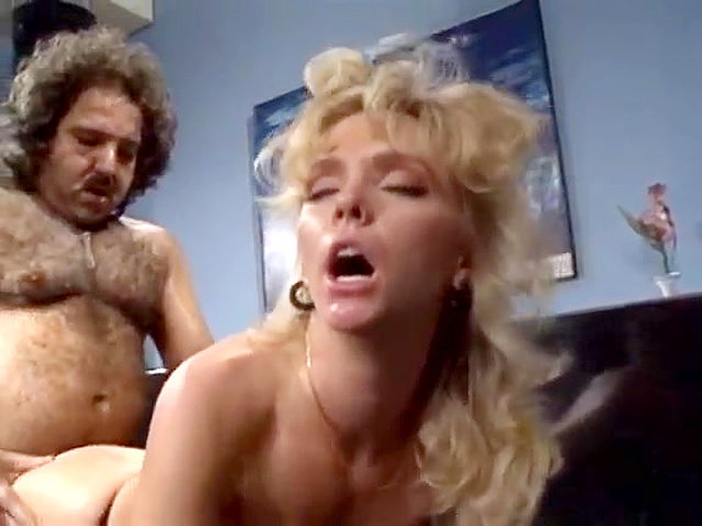 Young Nina Hartley Anal