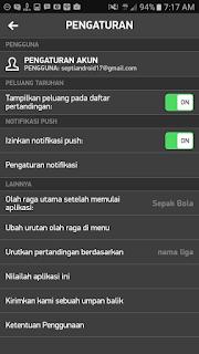 aplikasi cek peluang pertandingan otomatis android ios terbaik