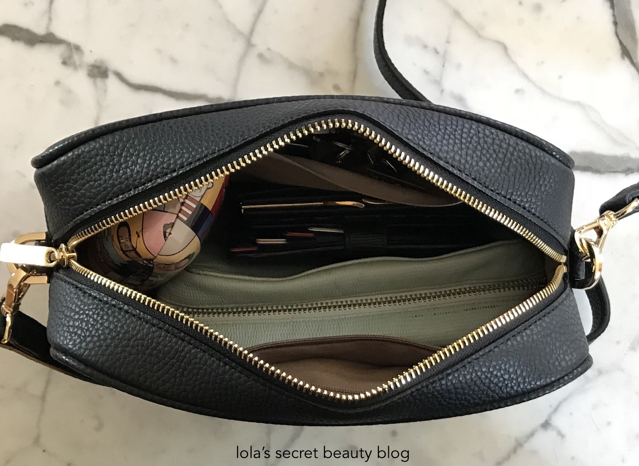 57ddb3ece6 Grace Crossbody is also cruelty-free and sweatshop-free. Each bag comes  with a black