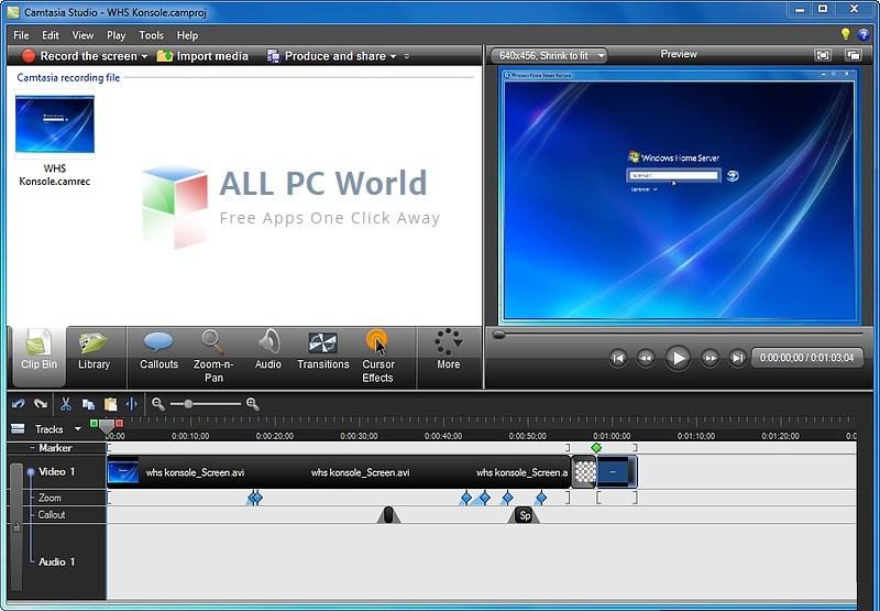 camtasia studio free download for windows 8 64 bit