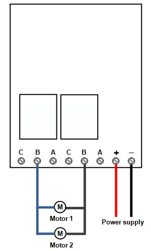 How To Replace Dpdt Switch With Remote Controller To Control Ac Motor