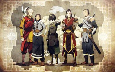 Papel de Parede Anime Manga Avatar