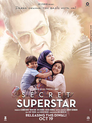 Secret Superstar Poster Image