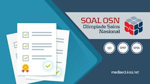 Kumpulan Soal Olimpiade OSN SD, SMP, SMA dan Pembahasan Soalnya