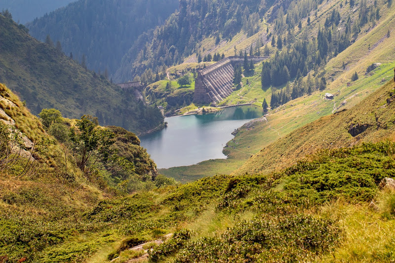 A Hike to Rifugio Tagliaferri via Val di Gleno