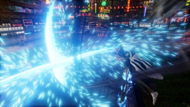 Jump Force libera imágenes de Bleach