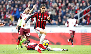 Watch Milan vs Torino live Stream Today 09/12/2018 online Italy Serie A