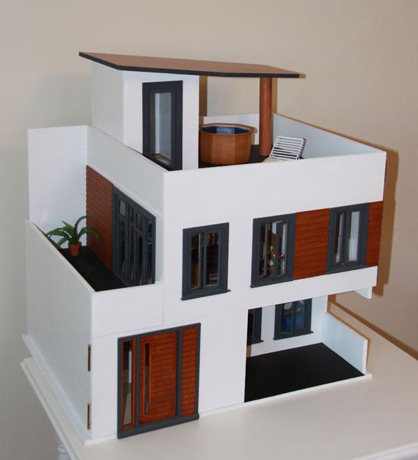Gambar Rumah Minimalis Dari Kardus Rumah Ern