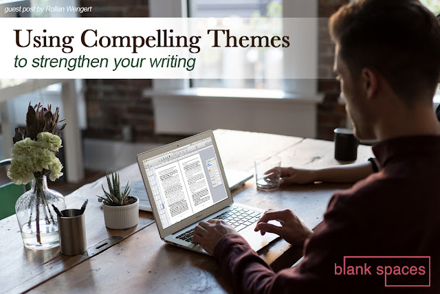use compelling themes in writing
