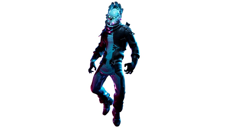 Fortnite X Eternal Voyager Season 10 Battle Pass Skin Outfit