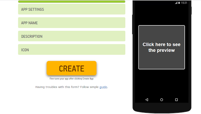 langkah langkah membuat aplikasi android