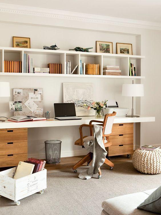 Best Study Room Design: Best 40 Kids Study Room Decoration Ideas 2019