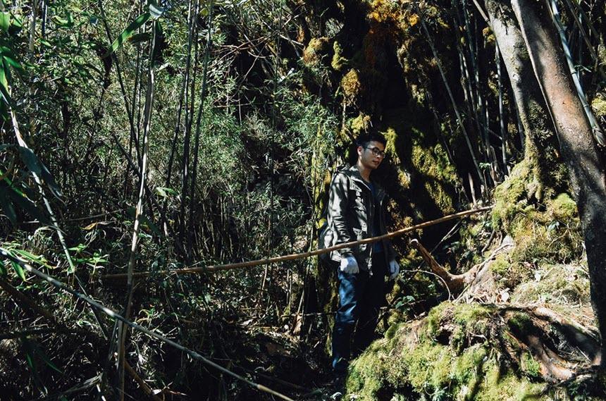 Hành trình khám phá sự huyền bí trên đỉnh Putaleng
