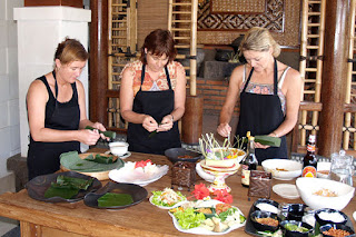 Cooking class, adventure in Bali, creative holiday, Bali, smartphone, gadget, gamelan Bali, family holiday, holiday in Bali,
