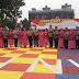 Kapolres Purwakarta Pimpin Upacara Serah Terima Jabatan 5 Pejabat Utama Polres Purwakarta