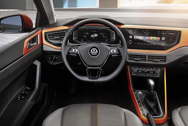 Fiat Argo x Fiat Argo - interior