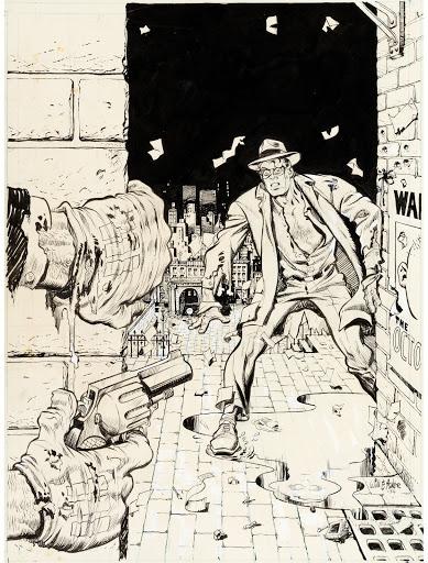Favorite Comic Artist Countdown #3 - Will Eisner!