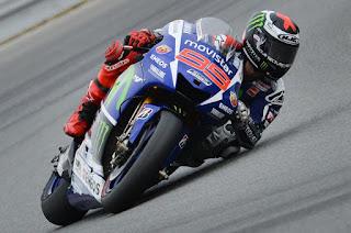Race MotoGP Le Mans