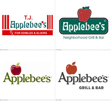 Em 2014 a marca modificou seu logotipo  a maçã ganhou um design mais  simples e uma nova tonalidade de vermelho, com o nome da marca sendo  escrito em preto e ... 104ee613c3