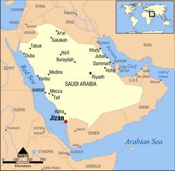 sicherheit saudi arabien raketenangriff