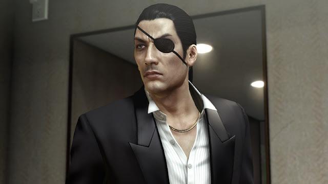 Yakuza 0 Goro Majima Story