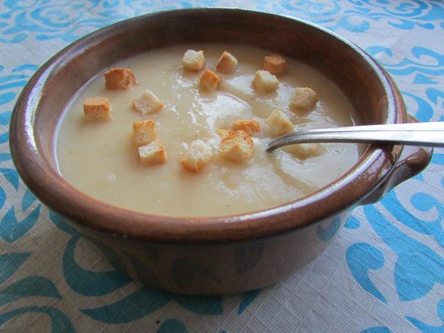 zupa z selerem