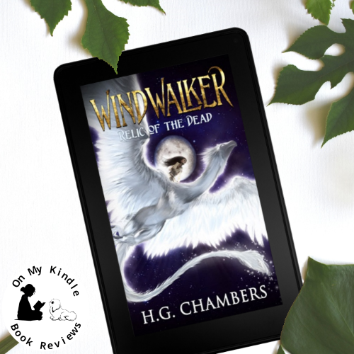 Bookstagram for WINDWALKER: RELIC OF THE DEAD by H.G. Chambers